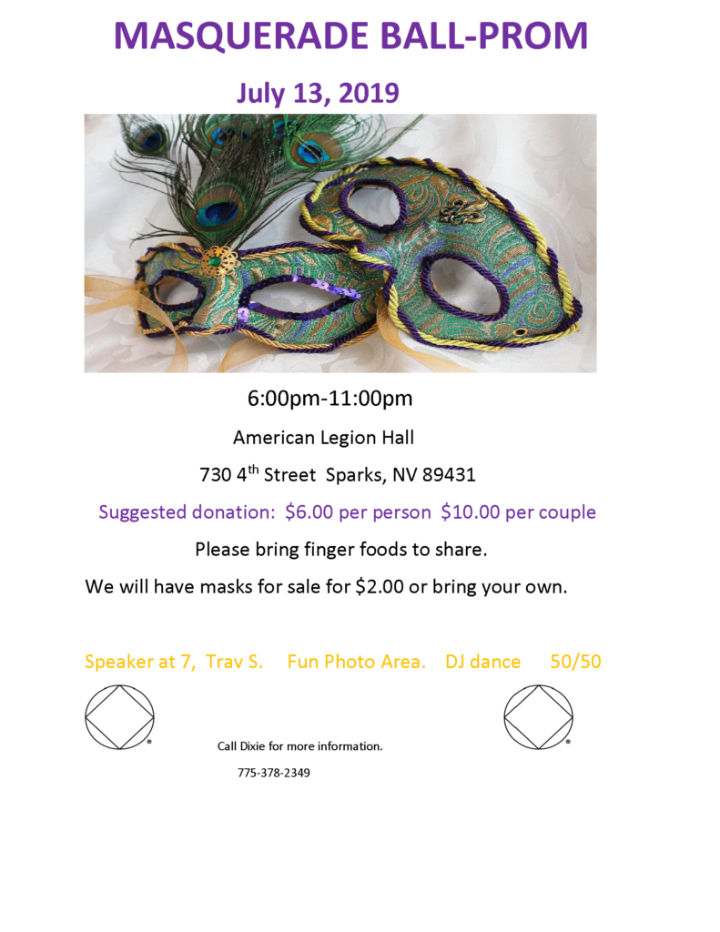 "BLAW presents ""Masquerade Ball/Prom"" @ American Legion Hall 