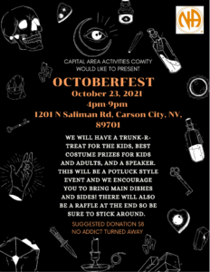 Capitol Area Presents: Octoberfest @ St. Paul's Lutheran Church | Carson City | Nevada | United States